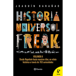 Historia Universal Freak. Vol 2
