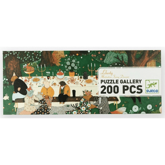 Puzzle Gallery Liberty 200 Pcs Dj07606