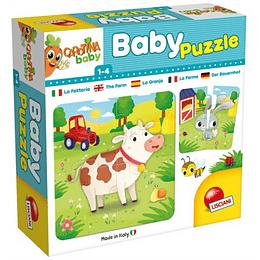 Baby Puzzle La Granja