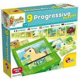 9 Progressive Puzzles La Granja