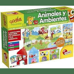 Animales Y Ambientes