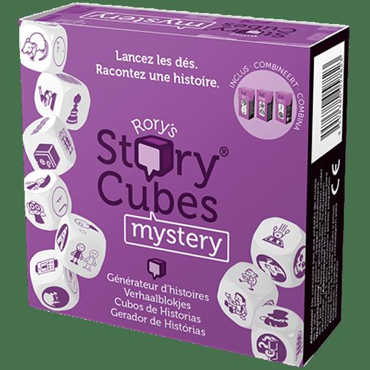 Story Cubes Mystery (Morado)