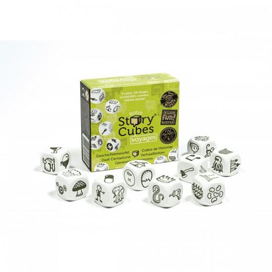 Story Cubes Voyages (Verde)