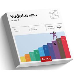 Sudoku Killer Nivel 8