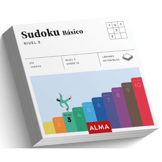 Sudoku Basico Nivel 3