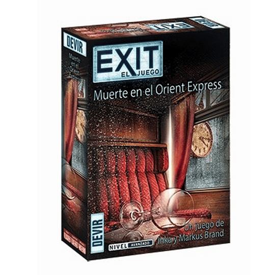 Exit, Muerte En El Orient Express (Nivel Experto)