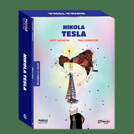 Biografias Para Armar Nikola Tesla