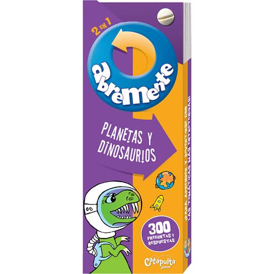 Abrementes Planetas Y Dinosaurios