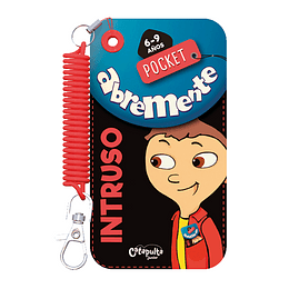 Abremente Pocket Intruso 6-9 Años