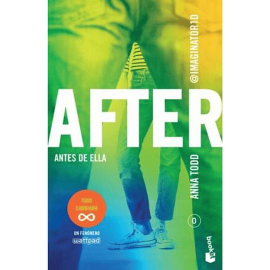 After # 0 Antes de Ella