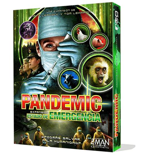 Pandemic Estado de Emergencia Expansión
