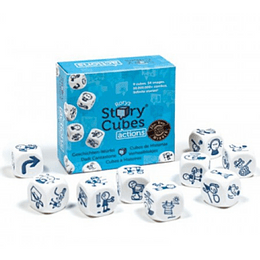 Story Cubes Action (Azul)