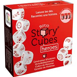 Story Cubes Heroes (Rojo)
