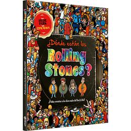 ¿Donde Estan Los Rolling Stones?