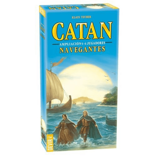 Catan Ampliacion Navegantes