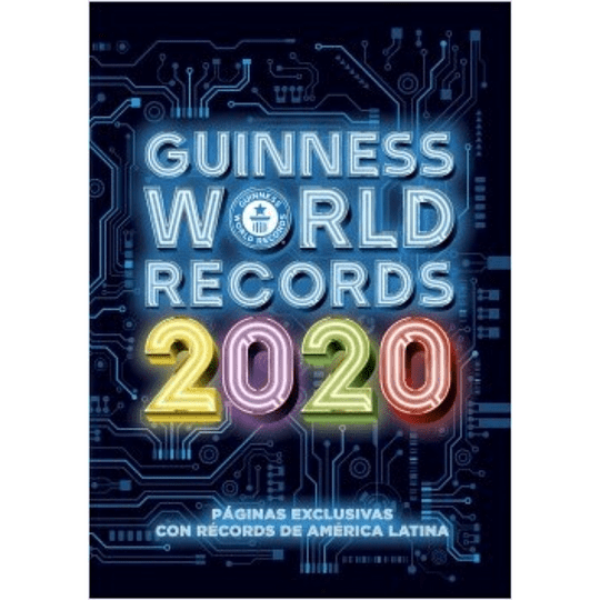 Guinness World Records 2020 (Ed. Latinoamericana)