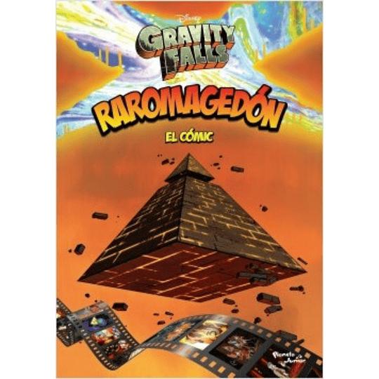 Gravity Falls, Raromagedon, El Comic