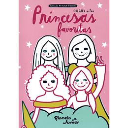 Coorea A Tus Princesas Favoritas