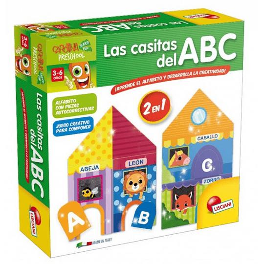 Las Casita Del Abc