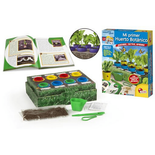 Mi Primer Huerto Botánico