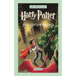 Harry Potter 2 (Td), Harry Potter Y La Camara Secreta