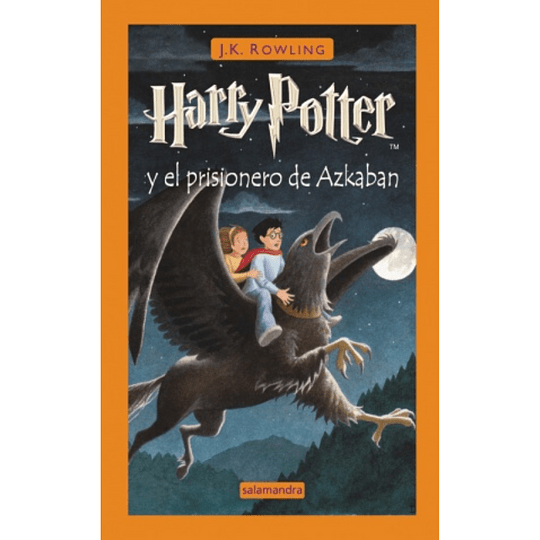 Harry Potter 3 (Td), Harry Potter Y El Prisionero De Azkaban