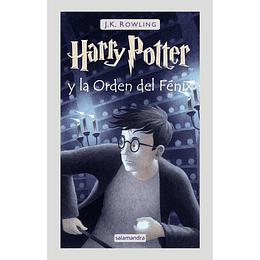Harry Potter 5 (Td), Harry Potter La Orden Del Fenix
