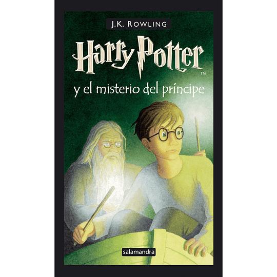 Harry Potter 6 (Td), Harry Potter Y El Misterio Del Principe