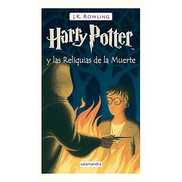 Harry Potter 7 (Td), Harry Potter Y Las Reliquias De La Muerte