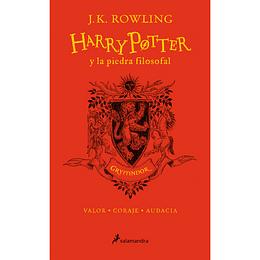 Harry Potter Y La Piedra Filosofal Gryffindor