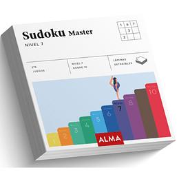 Sudoku Master Nivel 7