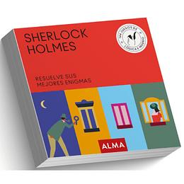 Sherlock Holmes Resuelve Sus Mejores Enigmas