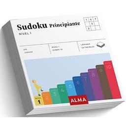 Sudoku Principiante Nivel 1