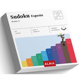Sudoku Experto Nivel 9