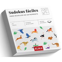 Sudoku Faciles Para Resolver En Un Momento