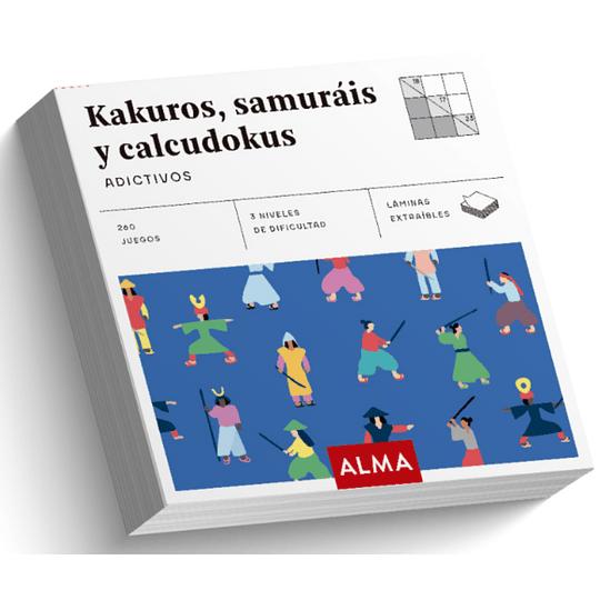Kakuros, Samurais Y Calcudokus