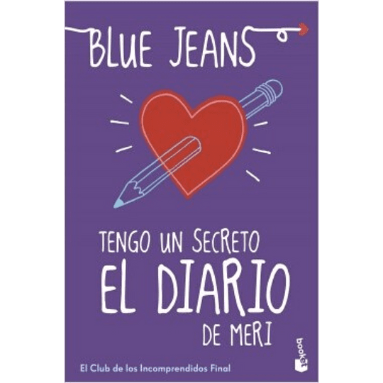Tengo Un Secreto, El Diario De Meri
