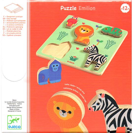 Puzzle Madera Emilion