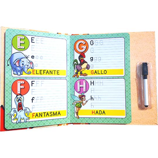 Aprendamos Juntos, Alfabeto Mágico