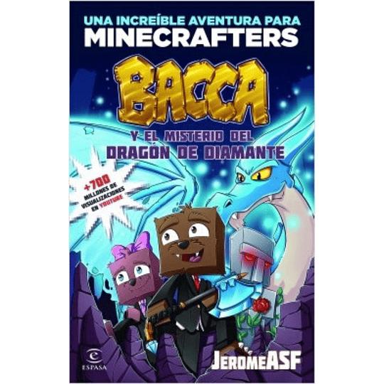Minecrafters Bacca Y El Misterio Del Dragon De Diamante