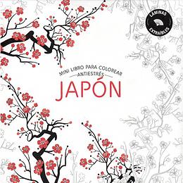 Mini Libro Para Colorear Antiestres Japon