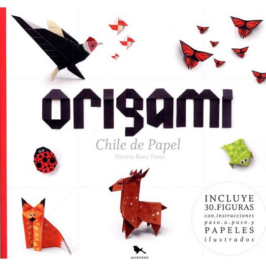 ORIGAMI, CHILE DE PAPEL