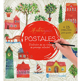 Arterapia  Postales