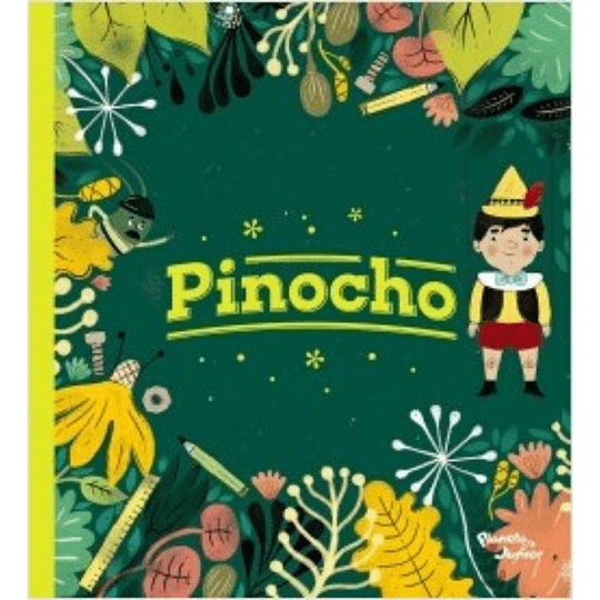 Pinocho. Clasicos Infantiles