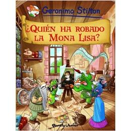 ¿Quién ha robado la Mona Lisa? Comic #6