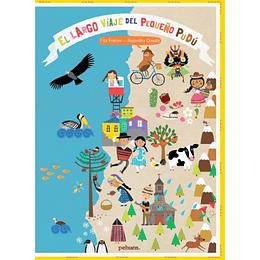 El largo viaje del pequeño Pudú