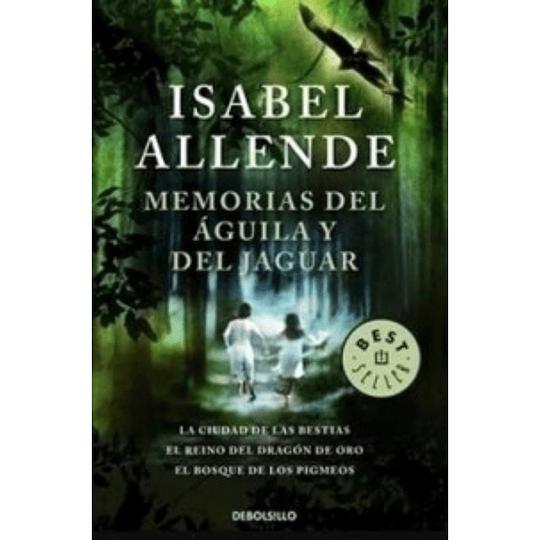 Trilogia Memorias Del Aguila Y Del Jaguar. Edicion Integral
