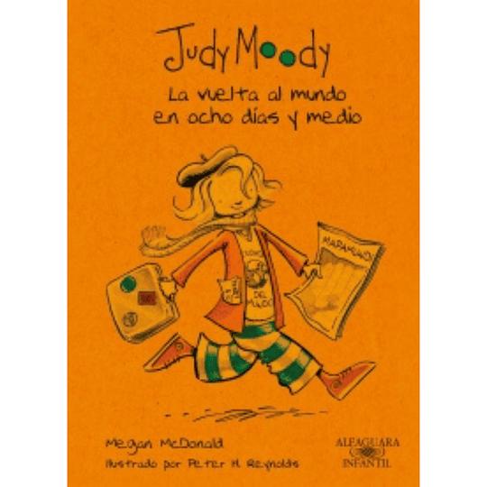 Judy Moody La Vuelta Al Mundo En Ocho Dias Y Medio