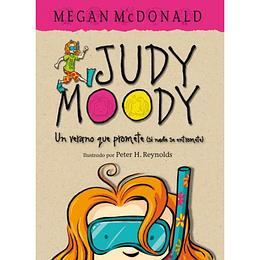 Judy Moody Un Verano Que Promete