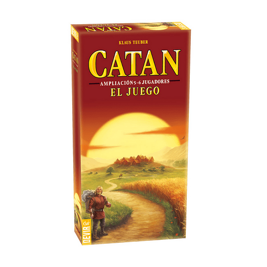 Catan Basico Ampliacion